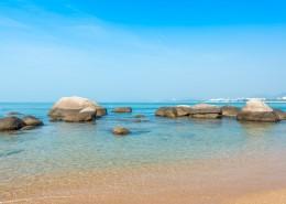 海南三亚海边风景图片(13张)