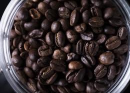 咖啡和咖啡豆图片(9张)