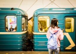 俄罗斯地铁图片(8张)