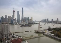 上海外滩风景图片(12张)