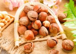 板栗干果图片(12张)