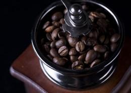 味道浓郁的咖啡豆图片(16张)