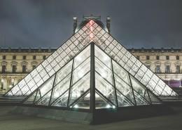 巴黎罗浮宫图片(12张)