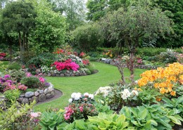 漂亮的花园图片(10张)