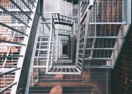 旋转的楼梯图片(12张)