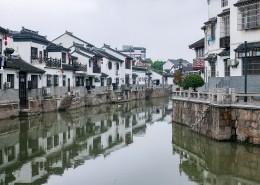 江南古镇建筑图片(19张)