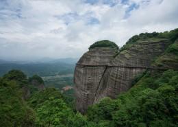 江西龙南县小武当山风景图片(10张)