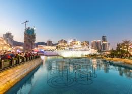 美丽的广东深圳夜景图片(11张)