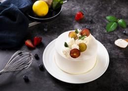 美味水果奶油蛋糕图片(10张)