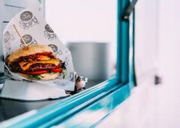 营养平衡的汉堡图片(11张)
