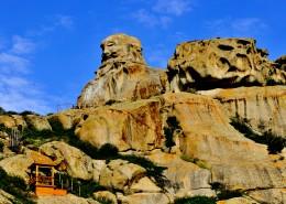 新疆北疆跌宕起伏的山脉自然风景图片(11张)