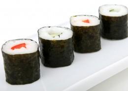 美味的日本寿司图片(12张)