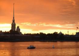 俄罗斯圣彼得堡风景图片(9张)