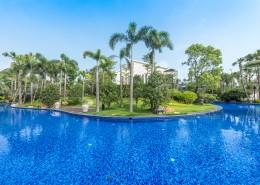 酒店奢华泳池图片(10张)