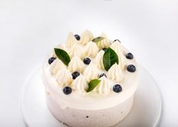 可口香甜的奶油蛋糕图片(11张)