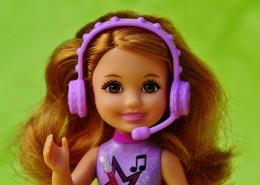 精巧的芭比娃娃玩具图片(11张)
