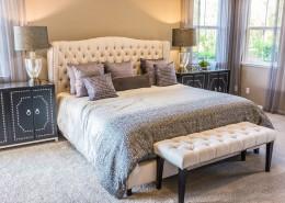干净舒适的床图片(11张)