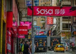 香港街景图片(11张)