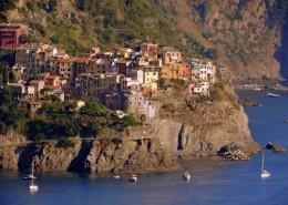 意大利五渔村风景图片(11张)