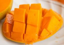 新鲜好吃的芒果图片(11张)