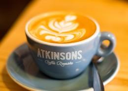 优美的咖啡拉花图片(11张)
