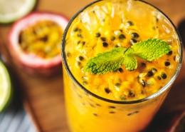 五颜六色的果汁图片(11张)
