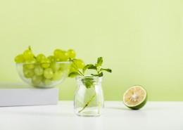 夏日葡萄柠檬图片(9张)