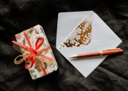 圣诞礼物和贺卡的图片(12张)