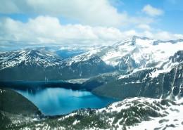 巍峨秀丽的雪山图片(15张)