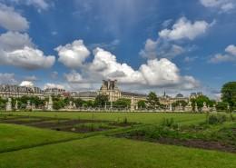 法国巴黎城市风景图片(12张)