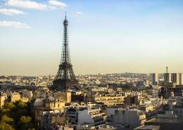 法国巴黎埃菲尔铁塔图片(13张)
