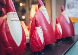 可爱的圣诞老人摆件图片(10张)
