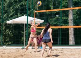 休闲沙滩排球图片(13张)