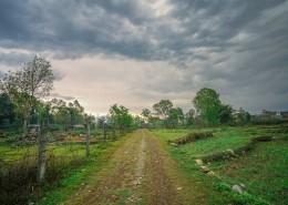印度尼泊尔博卡拉乡村田野风景图片(10张)