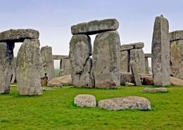 英国巨石阵高清图片(11张)