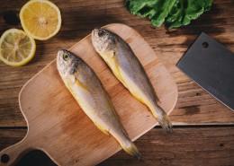 营养小黄鱼图片(10张)