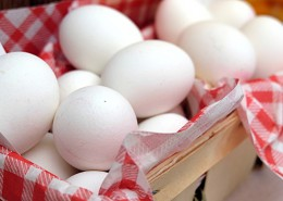 新鲜的鸡蛋图片(15张)