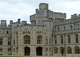 英国温莎城堡风景图片(13张)