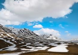明朗的蓝天白云图片(16张)