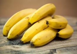 香甜好吃的香蕉图片(15张)