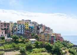意大利五渔村风景图片(15张)