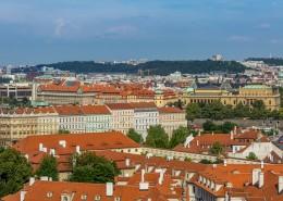 捷克布拉格老城区风景图片(11张)