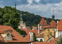 捷克首都布拉格城市建筑风景图片(11张)
