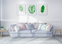 现代简洁家居设计图片(2