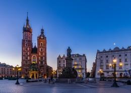 波兰克拉科夫风景图片(13张)