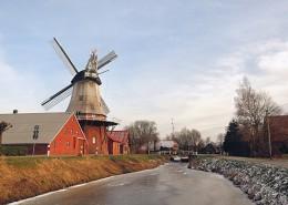 高大的荷兰风车图片(13张)