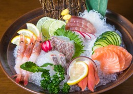 美味海鲜大餐图片(14张)