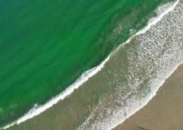 航拍海滩图片(16张)
