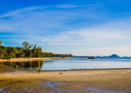 泰国苏梅岛海边风景图片(12张)