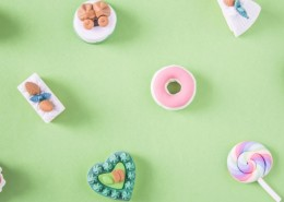 造型各异的甜品图片(11张)